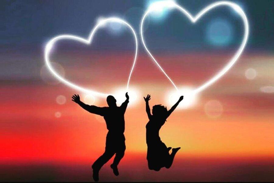 عشق ما را عاقلتر و باهوش میکند