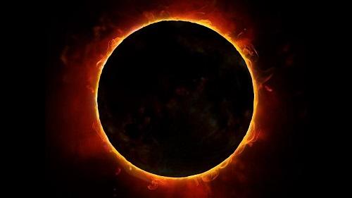 خورشید به شکل «حلقه آتشین» در میآید
