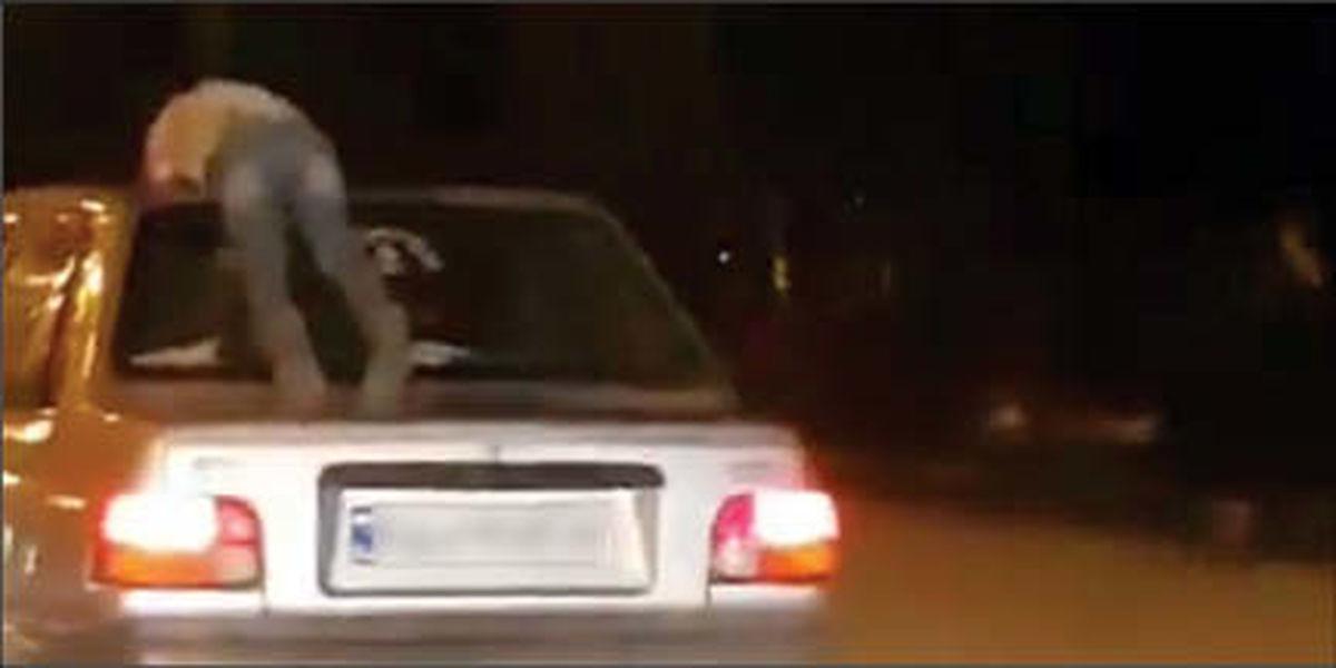 کودک آزاری با پراید جنجالی شد + عکس