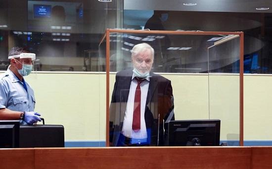 قصاب سربرنیتسا به حبس ابد محکوم شد