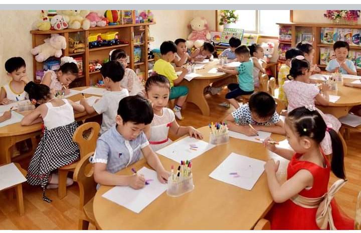مدارس کره شمالی را دیدهاید؟ + عکس