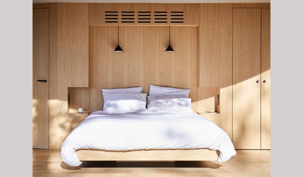 ۲۰ نمونه خاص عکس کمد دیواری برای اتاق خواب