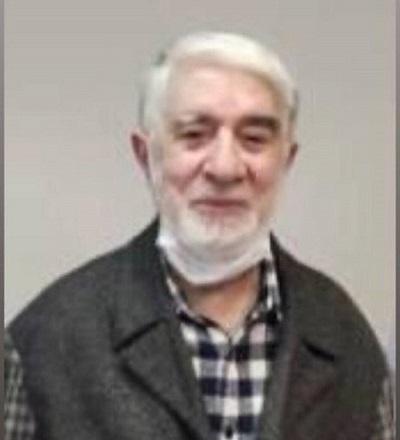 جدیدترین تصویر از میرحسین موسوی