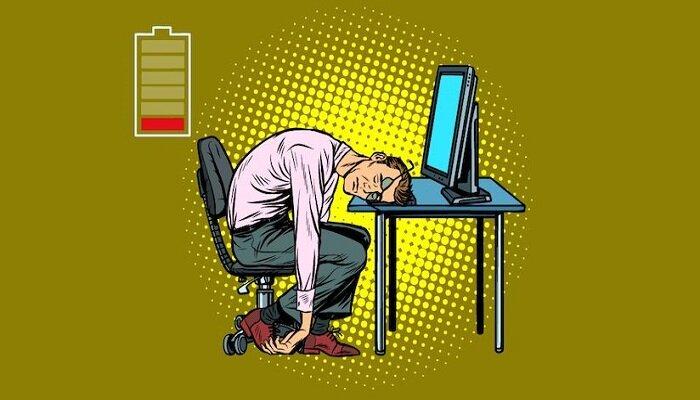 اگر بیشتر از ۵۵ ساعت در هفته کار میکنید، بخوانید!