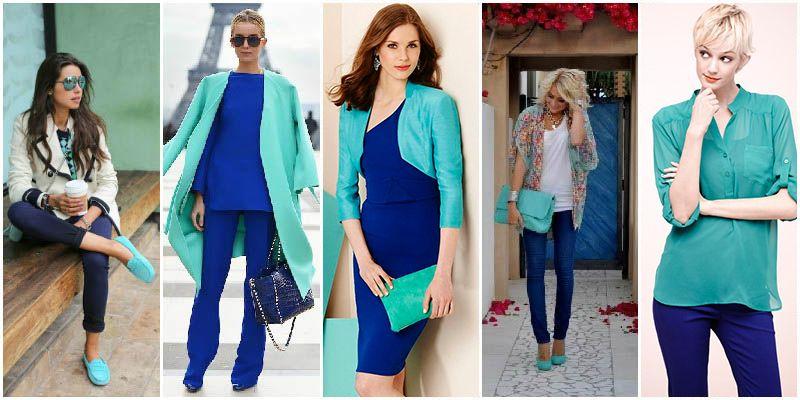 مهمترین قوانین ست کردن رنگ لباس