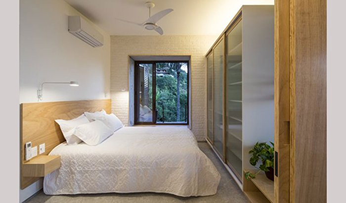 کمدهای دیواری خاص برای اتاق خواب