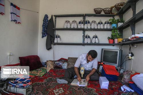 کلاشبافی در کردستان