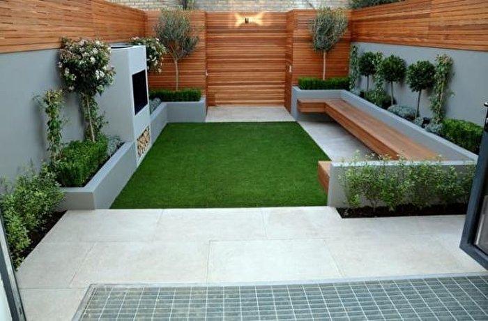 ایدههای نوین برای طراحی و تزیین باغ
