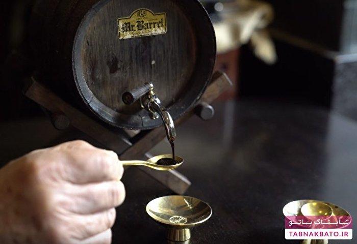 گرانترین قهوه جهان در یک کافیشاپ ژاپنی