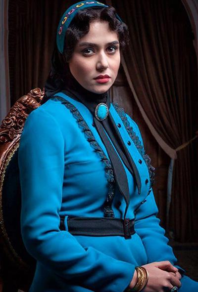 لباس بازیگران زن در سریال های تاریخی ایرانی