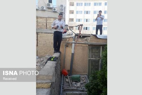 زندهگیری مار سمی ۲متری در زنجان