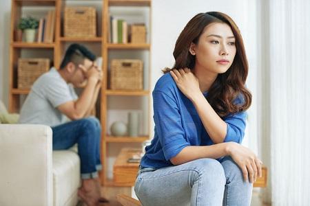 شرایط و مراحل درخواست طلاق زن از مرد