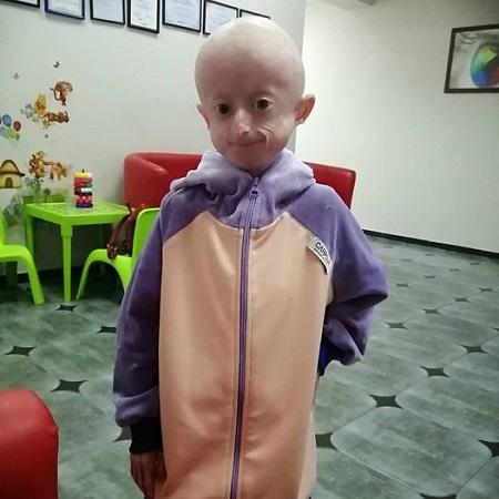 دختربچه ۱۰ساله بر اثر پیری درگذشت