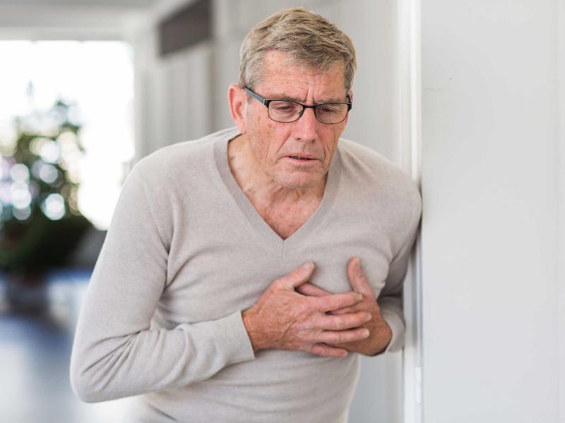 مبتلایان به ایست قلبی بیش از دیگران به این بیماری مبتلا میشوند