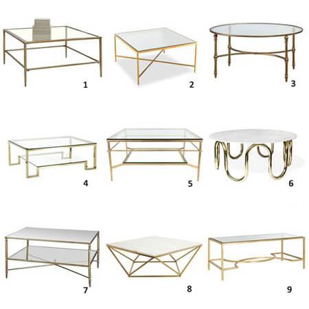 شیک ترین مدل های میز پذیرایی