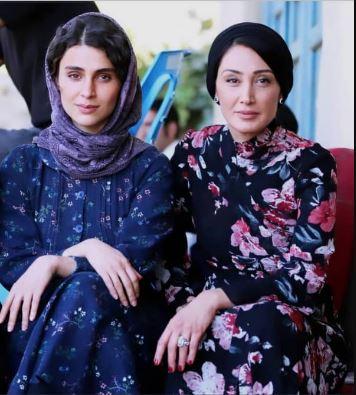تیپ گل گلی هدیه تهرانی + عکس