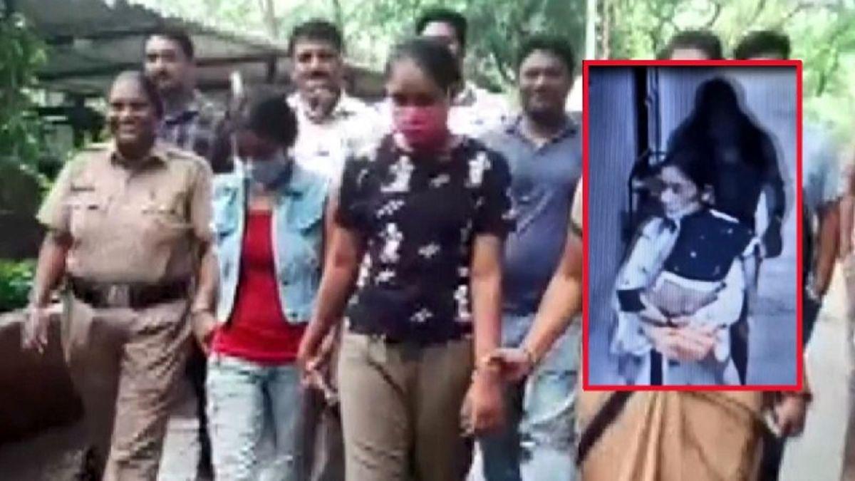 سرقت دو بازیگر هندی بالاخره برملا شد + عکس