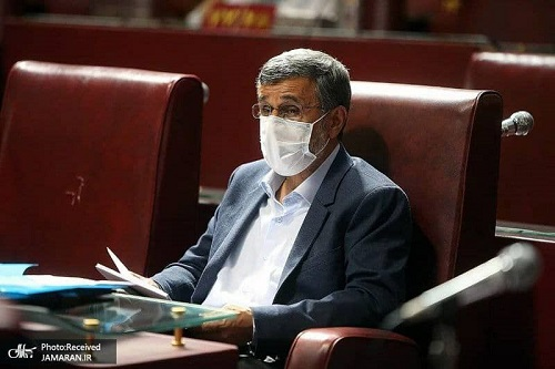احمدینژاد در جلسه مجمع تشخیص حضور یافت