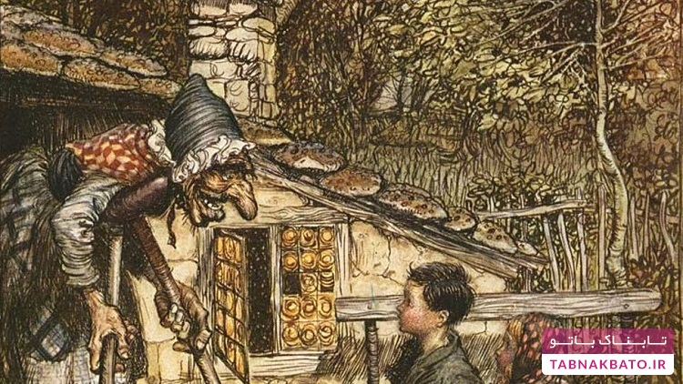 راز جادوگرها در داستانهای کودکانه قدیمی