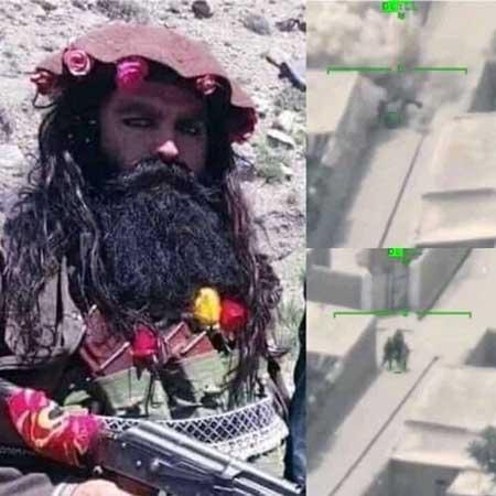 مرگ فرمانده معروف و مطرح طالبان