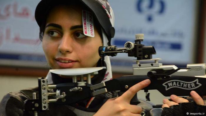 زنان ورزشکار ایرانی در المپیک توکیو