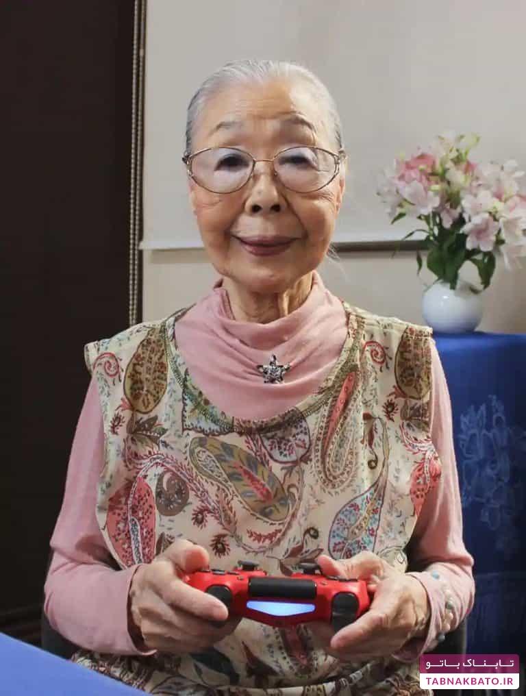 مادربزرگ گیمر چگونه رکورد گینس را شکست؟