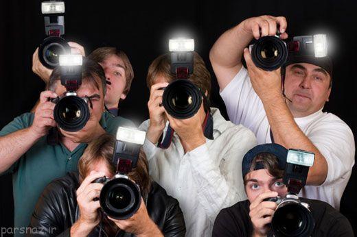 عکاسی پاپاراتزی چیست؟