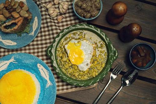محبوبترین غذاهای محلی ایران: گیلان