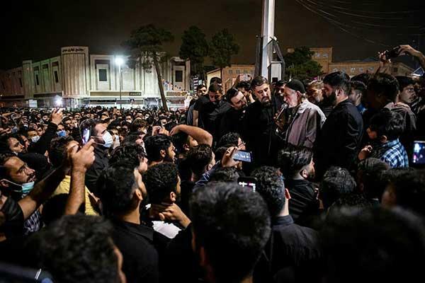 وضعیت هولناک عزاداران امام باقر(ع) در شهرری