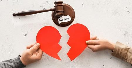 بررسی میزان نسبی تفاهم و سازش بین زوجین با پرسشنامه طلاق