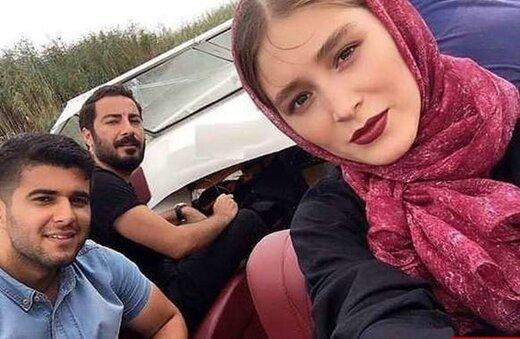 رسمی شدن ازدواج نوید محمدزاده با انتشار این عکس - تابناک | TABNAK