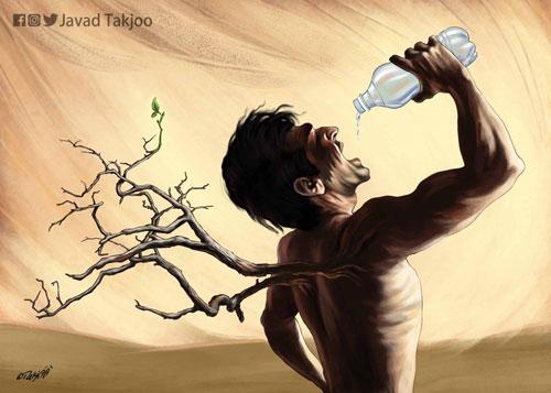 انتقاد از طرح جمعآوری آب معدنی برای خوزستان