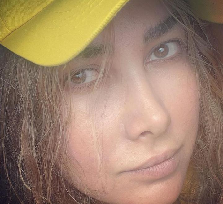 چهره آنا نعمتی بدون گریم+ عکس