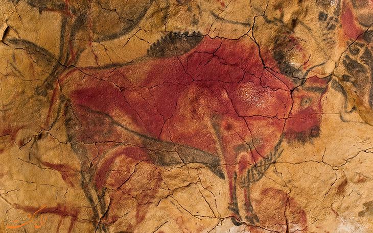 غار آلتامیرا و نقاشیهایش