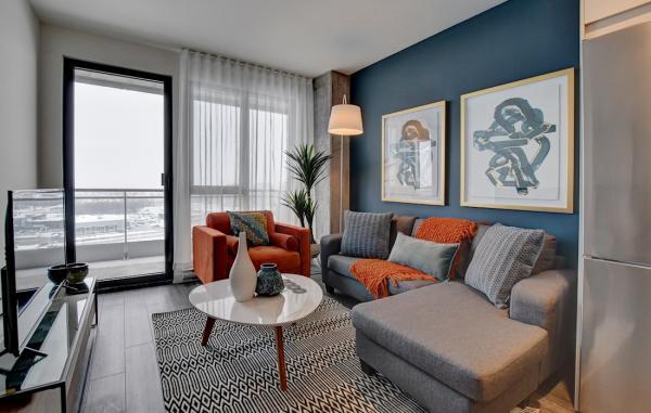 تصاویر ۱۳ مدل آپارتمان فول فرنیش