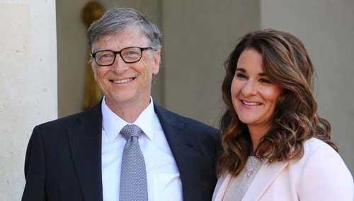 بیل گیتس و ملیندا گیتس رسما از هم جدا شدند