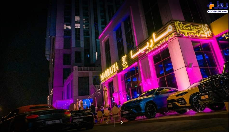 جشن تولد لاکچری هافبک استقلال در دبی+ عکس