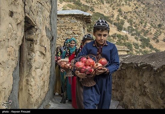 شادی مردم کردستان بعد از ثبت جهانی اورامان