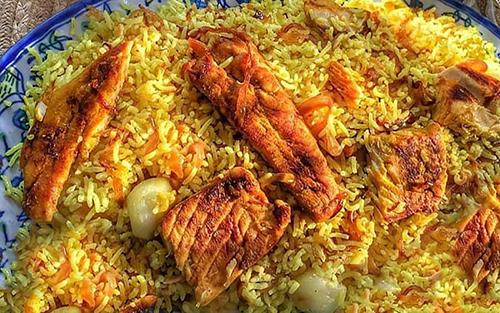 محبوبترین غذاهای محلی ایران: هرمزگان