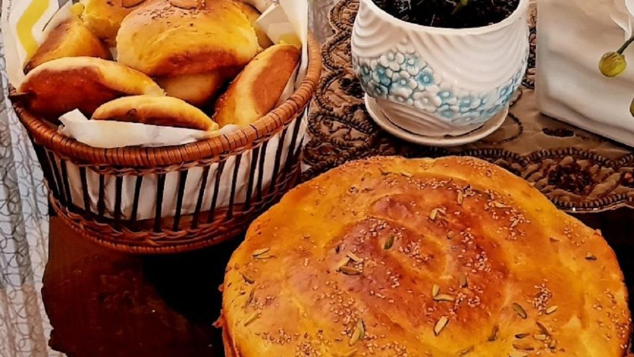 پدفته، نان سنتی و لذیذ استان کرمان