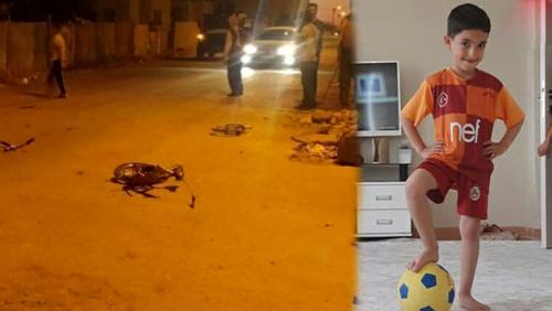 مرگ دلخراش کودک ۷ساله در خیابان