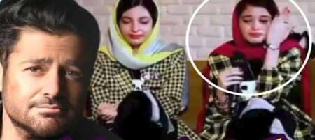 به گریه این دختران برای محمدرضا گلزار نخندیم