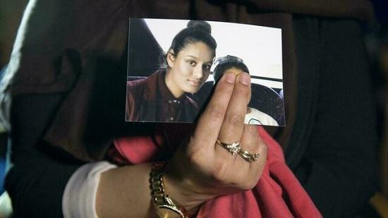 عروس داعش از بوریس جانسون طلب بخشش کرد