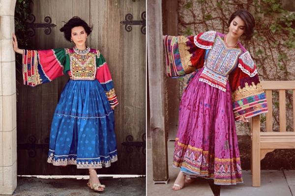 کمپین زنان افغان علیه لباس تحمیلی طالبان