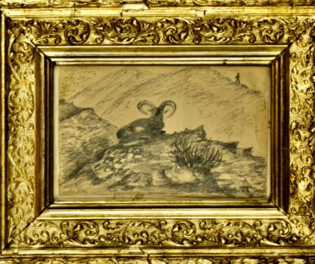 رونمایی از نقاشیهای جالب ناصرالدین شاه