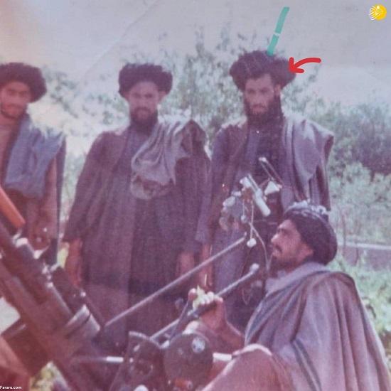 تصویری جدید از مُلّا عمر توسط طالبان منتشر شد