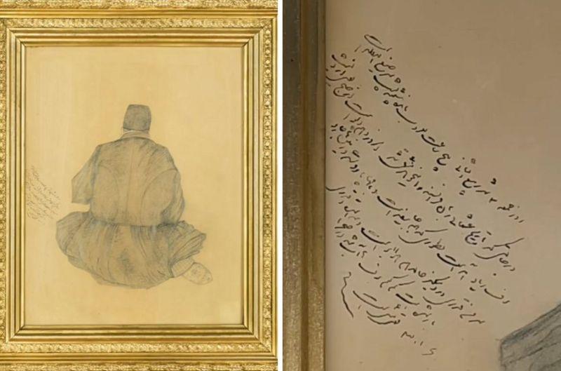 نمایش نقاشی ناتمام ناصرالدینشاه و آثار دیگرش در تهران