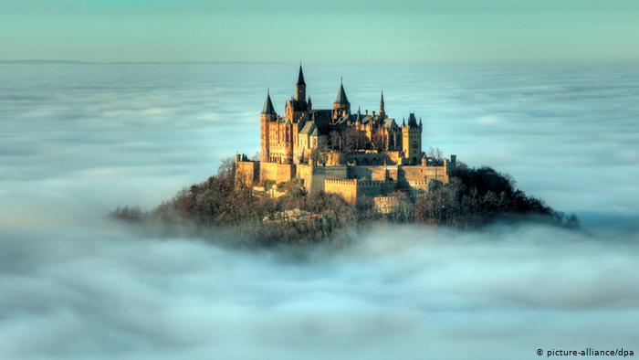 تصاویری از زیباترین قلعههای آلمان