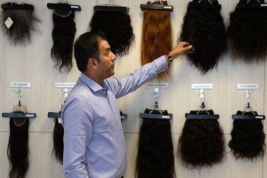 افزایش خرید و فروش مویِ زنان به دلیل فقر