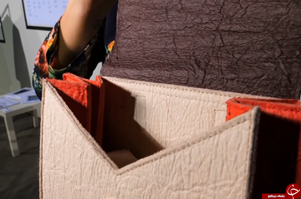 کار مانکن ها در سالن های مد به پوشیدن زباله ها کشید!+تصاویر
